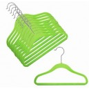 Childrens Slim-Line Lime Hanger