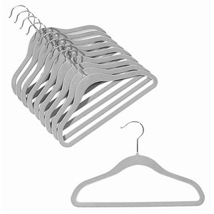 Childrens Slim-Line Platinum Hanger
