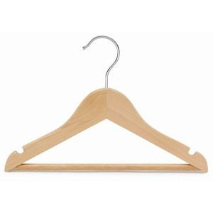 Traditional Suit Hanger w/ Bar -11""