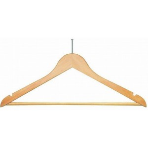Wooden Anti-Theft Hanger