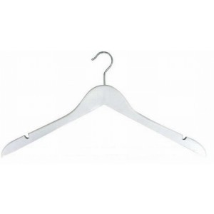 White Top Hanger