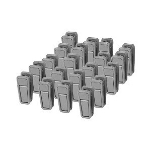 Slim-Line Set of (20) Finger Clips