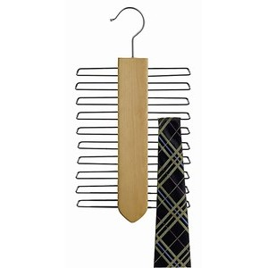 Specialty Vertical Tie Hanger - Natural